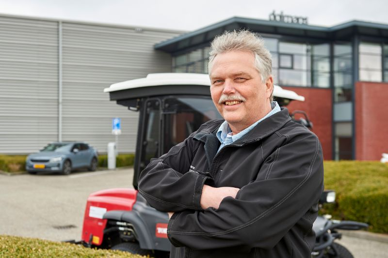 Interview met early user Dolmans Landscaping Group