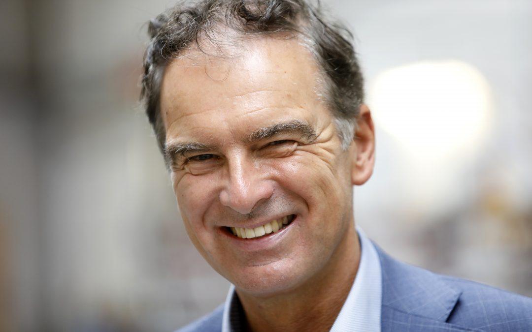 Interview met Gerrit van der Scheer over de RECO eTrac